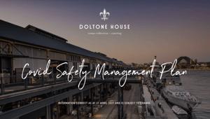 Doltone House Covid Safe Plan image